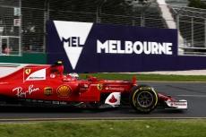 Albert Park, Melbourne, Australia. Friday 24 March 2017. World Copyright: Zak Mauger/LAT Images ref: Digital Image _94I5797