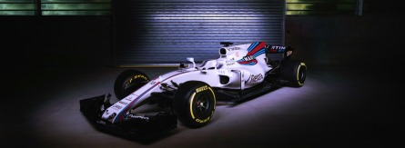 Williams Mercedes FW40. Pre Test Images. Grove, Oxford, England. February 2017. Photo: Drew Gibson.
