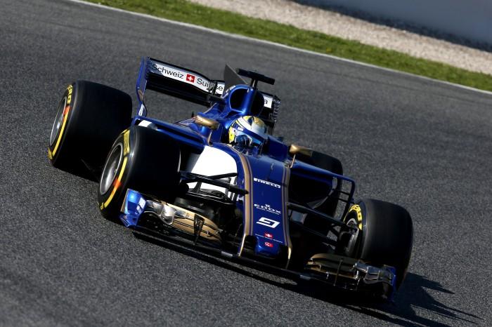 Barcelona F1 test 07/03-10/03/17