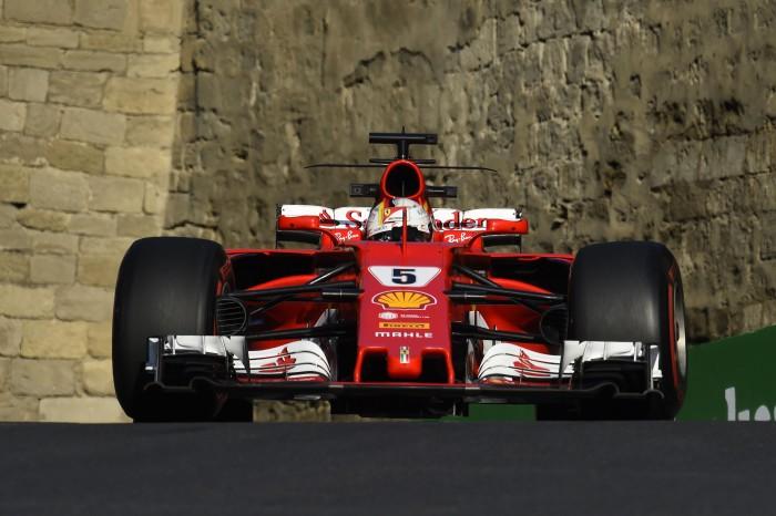 GP ARZEBAIJAN F1/2017