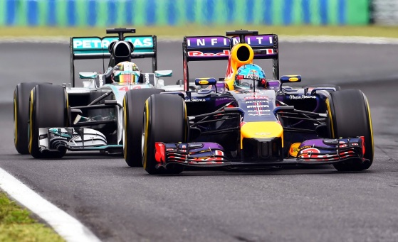 FORMULA 1 - Hungarian GP