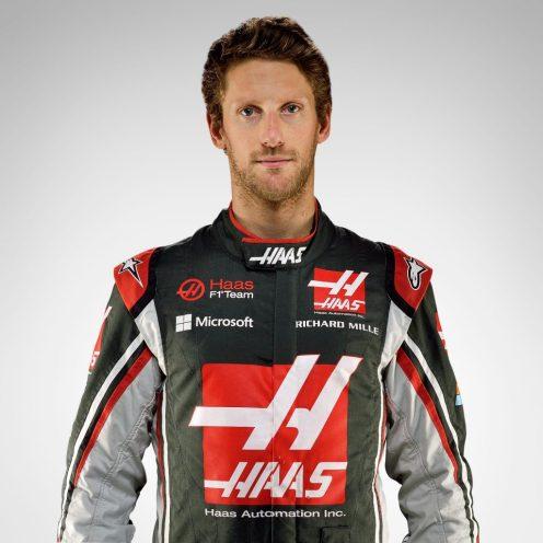 Romain Grosean- 8