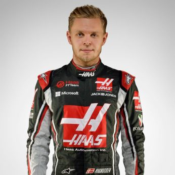 Kevin Magnussen- 20