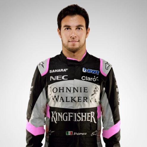 Sergio Perez- 11