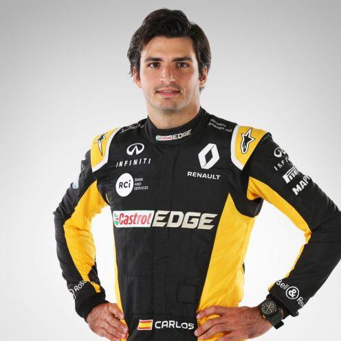 Carlos Sainz Jr- 55